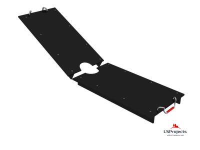 Крышка для Кормового автомата Step B+ 5х1 двухстворчатая