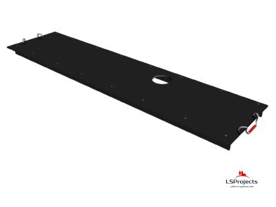 Крышка для Кормового автомата Step C 5х1 с отверстием