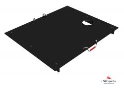 Крышка для Кормового автомата Step C 2х1 с отверстием