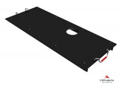 Крышка для Кормового автомата Step C 3х1 с отверстием