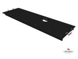Крышка для Кормового автомата Step C 4х1 с отверстием