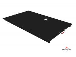 Крышка для Кормового автомата Step C 4х2 с отверстием