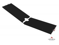 Крышка для Кормового автомата Step C 5х1 двухстворчатая