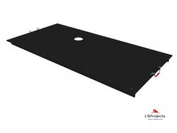 Крышка для Кормового автомата Step C 5х2 с отверстием