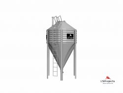 Бункер для хранения кормов BigBank 15